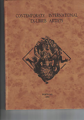 Contemporary International Ex-Libris Artists Volumes 1,2 & 3