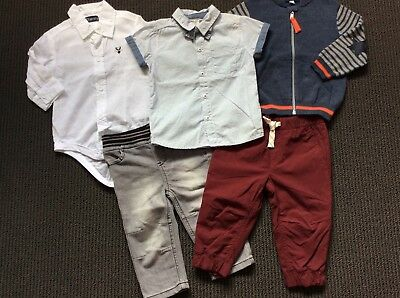 Boys Bundle Size 0