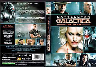 DVD Battlestar Galactica : the plan (tbe) | Serie TV | Lemaus