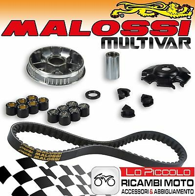 VARIATORE MALOSSI MULTIVAR MHR + CINGHIA KEVLAR KYMCO DINK 150 4T LC euro 0-1-2