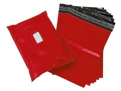 Red Colour Mailing Bags