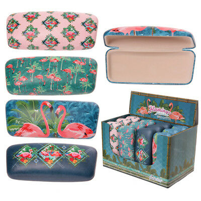 Tropical Designs Hard Back Glasses Case Spectacles Sunglasses Storage Cover Gift