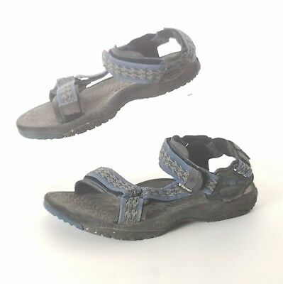 7717845a5040 Teva Mens 8 Terra Fi Sandals  85 Retail Hiking Water Trail Outdoor Vacation