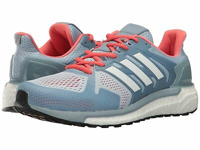38d5554bb640e Adidas Women s Supernova BB3104 Athletic Running Shoes Blue White Coral