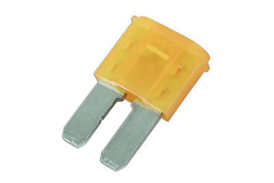 Genuine CONNECT 37178 5amp LED Micro 2 Blade Fuse Pk 25