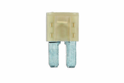 Genuine CONNECT 37179 7.5amp LED Micro 2 Blade Fuse Pk 25