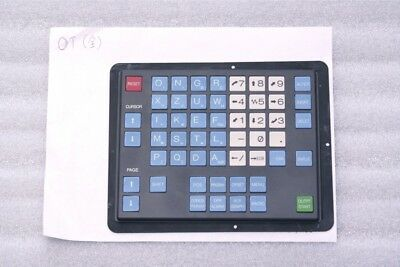Keysheet Keypad FANUC 0T, A98L-0001-0568#T Replacement