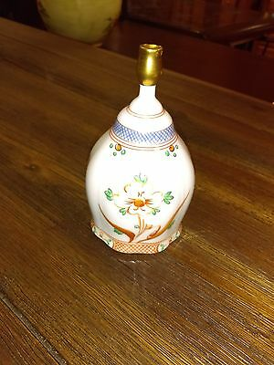 Vintage Danbury Mint Fine Bone China Bell FREE SHIPPING