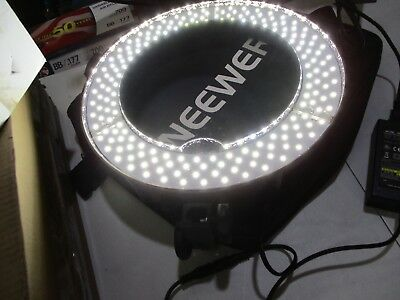 Neewer RL-12-LED Photography Ring Light with Stand