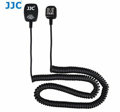 JJC FC-N3A(7M) TTL Off-Camera Flash Cord 7 meters 7M for Nikon replaces SC-28_US