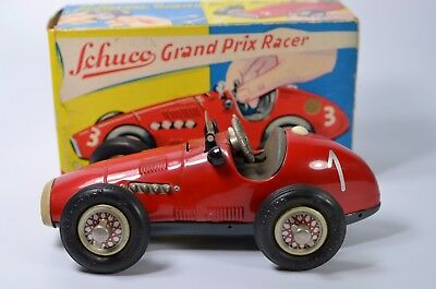 Schuco 1070 Grand Prix Racer Original Made in US-Zone mit OVP