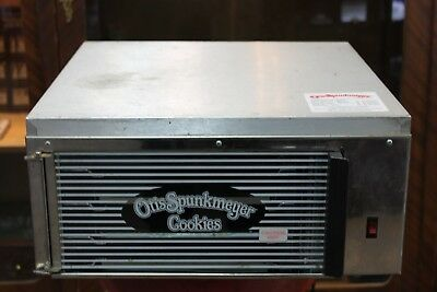 Otis Spunkmeyer Cookie Oven OS-1 -Tested and Working, 2 trays included