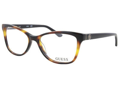 ef61892ada NEW GUESS GU 2536 052 52mm Dark Havana Optical Eyeglasses Frames ...