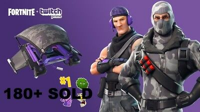 Fortnite: twitch prime pack PC/XBOX/PS4 [instant delivery]