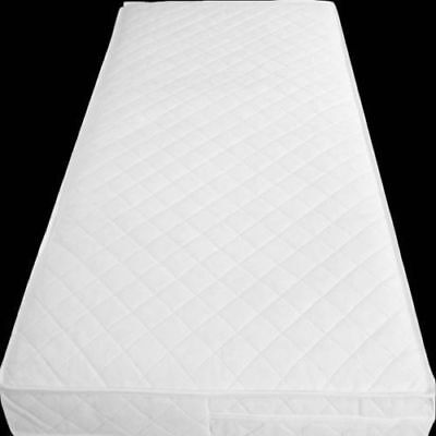 Baby COT BED MATTRESS Water Proof Cover Breathable Extra Thick 140 X 70 X 13CM
