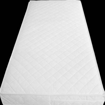 Baby COT BED MATTRESS Water Proof Cover Breathable Extra Thick 160 X 70 X 13CM