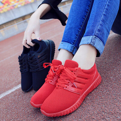 Fashion Women Casual Breathable Sneakers Running Walking Comfortable Sport Shoes