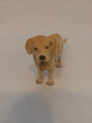 Schleich Yellow Labrador Retriever Lab Dog Figure