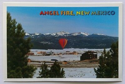 New Mexico Angel Fire Postcard (P284)