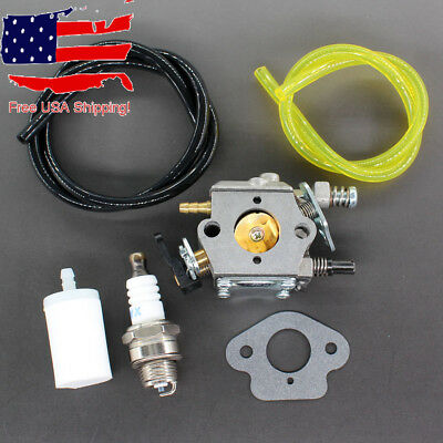 Carburetor Fuel Filter For Husqvarna 50 51 55 Rancher Chainsaw # 503281504 Carb