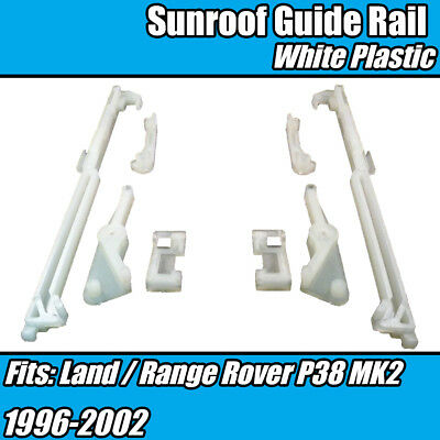 Sunroof Repair Kit Gear Guide Rail EHD100150 EHD100140 For Range Rover P38 MK2
