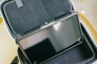 """Atomos Shogun Inferno 7"""" 4K used once to test on camera"""