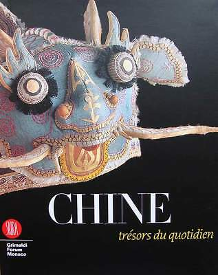 French Book : China Treasures Of Everyday