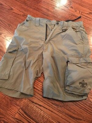 Men's Size Small Boy Scouts Of America Shorts