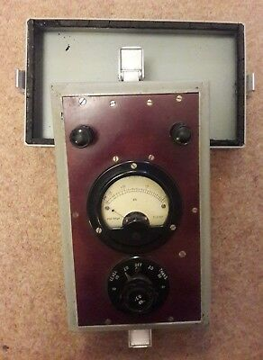 Standard Telephones & Cables LTD London 74105 A T.M.S Serial number 45075 / R