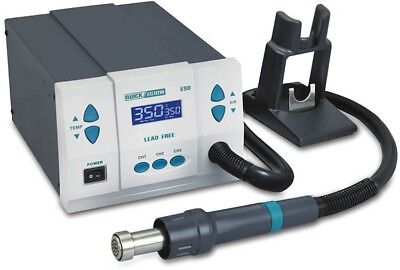 NEW Quick 861DW Soldering Station with 3 FREE Nozzles | 110V USA Version, 1000W