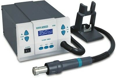 Original Quick 861DW Soldering Station with 3 FREE Nozzles | 110V USA Version