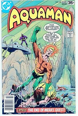 Aquaman #60 (Mar. 1978, DC)