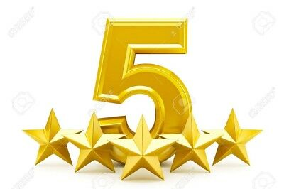 ***Five Star Rating***