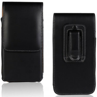 For Samsung Galaxy J2 J5 J7 Pro Vertical Leather Tradesman Belt Loop Case Cover