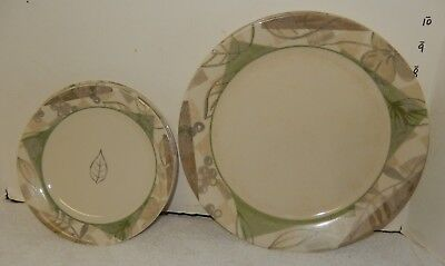 Charming Corelle Impressions Textured Leaves Gallery - Best Image ...