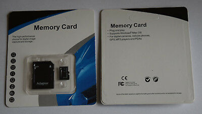 256GB Micro SD SDXC SDHC TF Flash Memory Card Class 10 For Phone Camera MP3 New