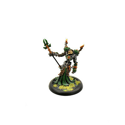 WARMACHINE Iron lich Asphyxious classic #1 Cryx METAL WELL PAINTED warcaster
