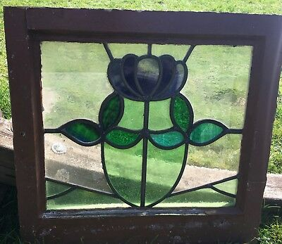 antique stained glass Window Panel glass panel