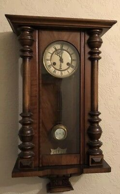 Black Forest Style Wall Clock (8 Day)