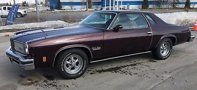 Oldsmobile: Cutlass Salon 1975 OLDSMOBILE CUTLASS SALON - SHOW AND SHINE READY!