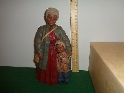 Martha Holcombe All God's Children #1900  HARRIET TUBMAN and DANIEL #21
