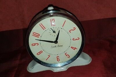 1950s Smiths Alarm Clock