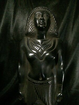 ANCIENT EGYPTIAN STATUE ANTIQUITIES Pharaoh KING Ramesses I Stone EGYPT 1294 BC