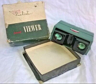 Stereo Realist Model ST 63A Handi-Viewer for Slides - Repair or Parts
