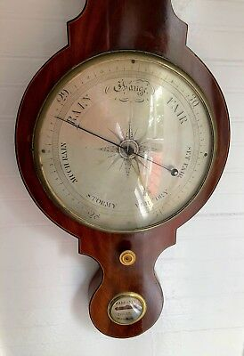 English Victorian Barometer Free Shipping!