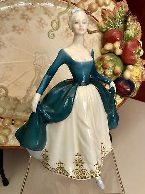 Vintage Royal Doulton Regal Lady HN 2709 Figurine - EXCELLENT