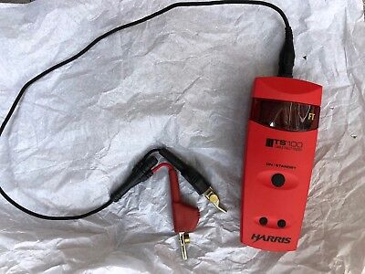 Harris Fluke Ts100 Cable Fault Finder W Test Leads