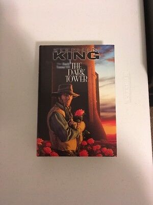 The Dark Tower (Book 7) by Stephen King Artist Signed Limited Edition First Ed.