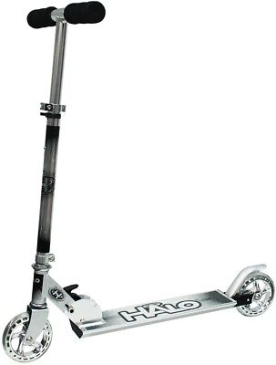 HALO Chrome Scooters - Silver