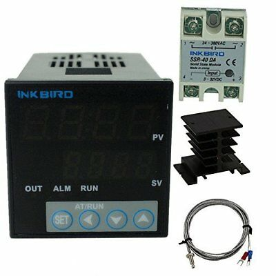 Inkbird °F and °C Display PID Stable Temperature Controller ITC-106VH + K + +